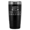 Professional Bookworm 20oz Tumbler