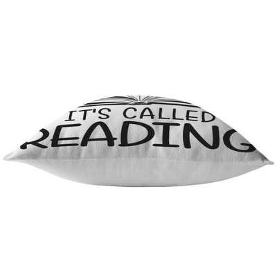 I Have A Terrible Sleeping Disorder It's Called Reading Pillow - Awesome Librarians