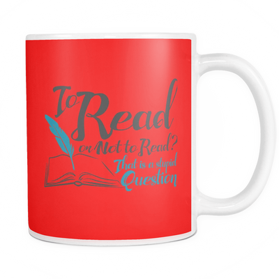 To Read Or Not To Read? That Is A Stupid Question - Awesome Librarians - 3