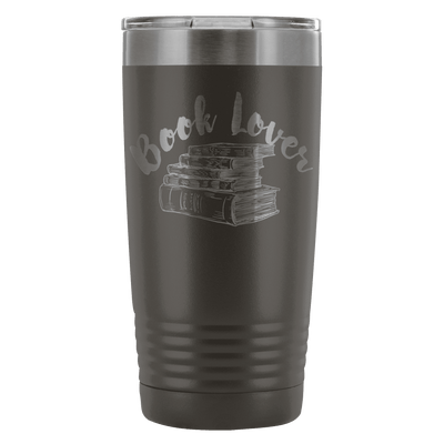 Book Lover 20oz Tumbler - Awesome Librarians