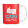 Books Life's Apology For Every Crappy Day Ever Mug - Awesome Librarians - 5