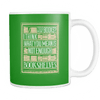 Too Many Books? I Think What You Mean Is Not Enough Bookshelves Mug
