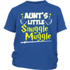 Aunt's Little Snuggle Muggle T-Shirts