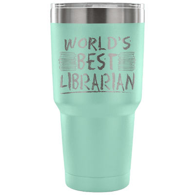 World's Best Librarian Tumbler