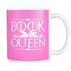 Book Queen 11oz Mug
