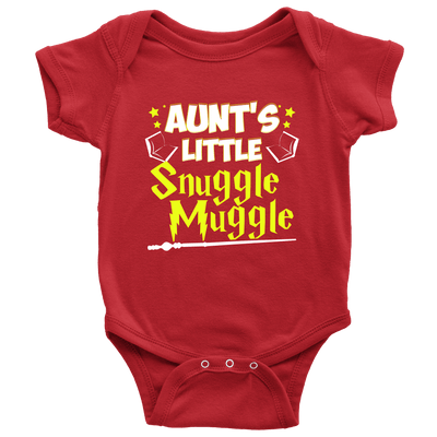 Aunt's Little Snuggle Muggle Youth T-Shirts - Awesome Librarians