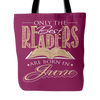 Only The Best Readers Are Born In June Tote Bag - Awesome Librarians