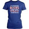 If It Involves Books, Rainy Days, Tea & Cats Count Me In Shirt - Awesome Librarians