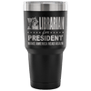 Librarian For President Make America Read Again Tumbler - Awesome Librarians