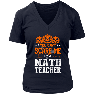 You Can't Scare Me I'm A Math Teacher - Awesome Librarians - 11