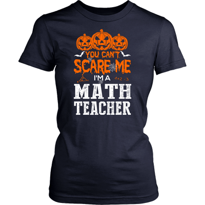 You Can't Scare Me I'm A Math Teacher - Awesome Librarians - 9