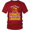 God Found Some Of The Strongest Women And Made Them Librarians - Awesome Librarians - 3
