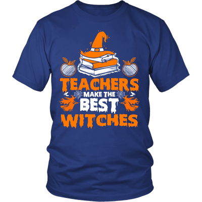 Teachers Make The Best Witches - Awesome Librarians - 3