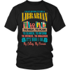 I Was Born To Be A librarian To Help, To Plan To Search, To Inform, To Involve, To Organize It's Who I Am My Calling, My Passion - Awesome Librarians - 5