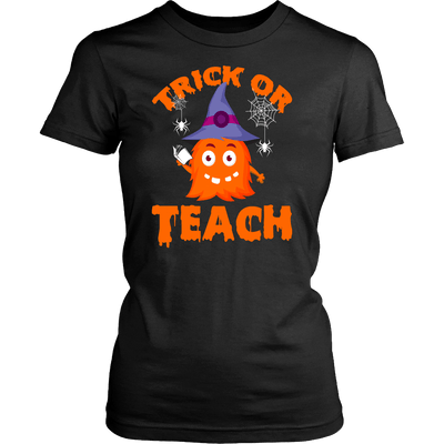 Trick Or Teach - Awesome Librarians - 1