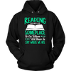Reading Gives Us Someplace To Go When We Have To Stay Where We Are Shirt - Awesome Librarians - 12