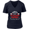 Sorry I Can't I'm Grading Papers Until I Die Shirt - Awesome Librarians