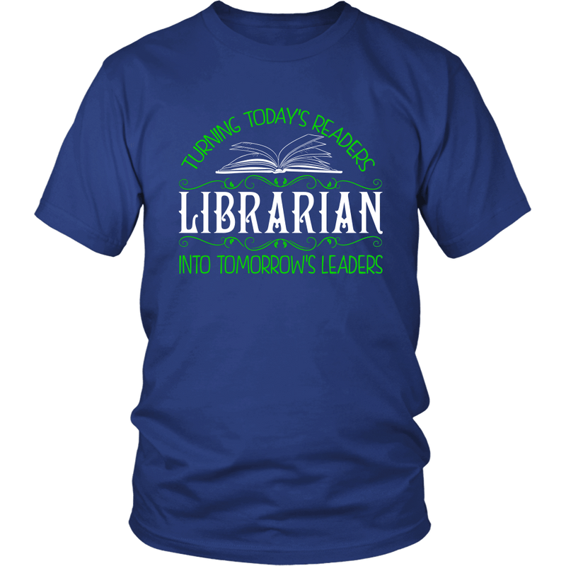 Turning Today's Readers Into Tomorrrow's Leaders - Awesome Librarians