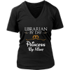 Librarian By Day Princess By Night Shirt