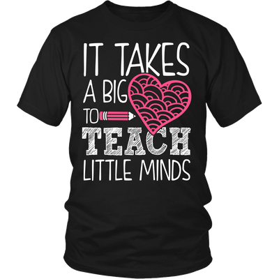 It Takes A Big Heart To Teach Little Minds - Awesome Librarians - 4