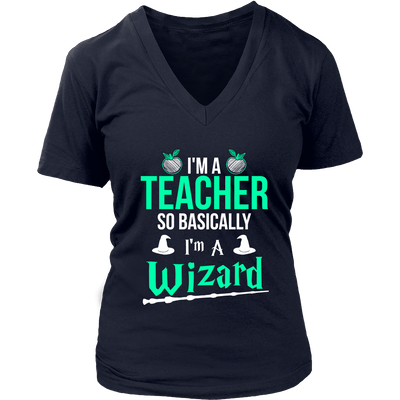 I'm Teacher So Basically I'm A Wizard - Awesome Librarians - 12