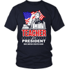 Teacher For President Make America Educated Again - Awesome Librarians - 3