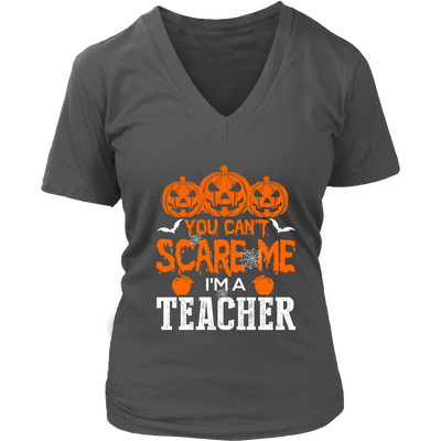 You Can't Scare Me I'm A Teacher - Awesome Librarians