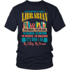 I Was Born To Be A librarian To Help, To Plan To Search, To Inform, To Involve, To Organize It's Who I Am My Calling, My Passion - Awesome Librarians - 4