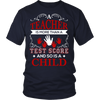 Teacher Is More Than A Test Score And So Is A Child Shirt - Awesome Librarians - 4
