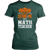 You Can't Scare Me I'm A Math Teacher - Awesome Librarians