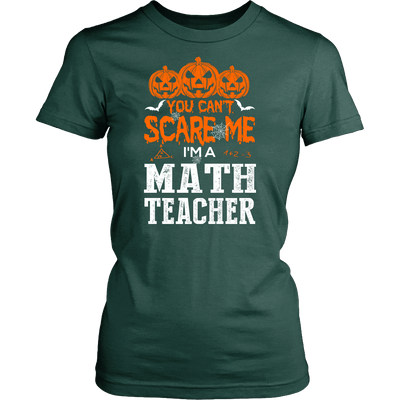 You Can't Scare Me I'm A Math Teacher - Awesome Librarians - 8