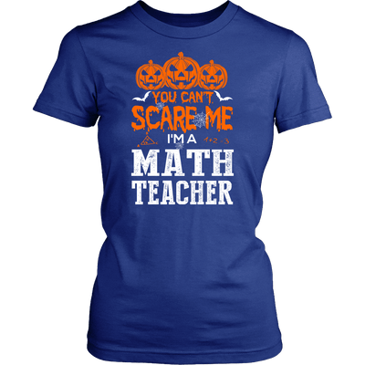 You Can't Scare Me I'm A Math Teacher - Awesome Librarians - 7