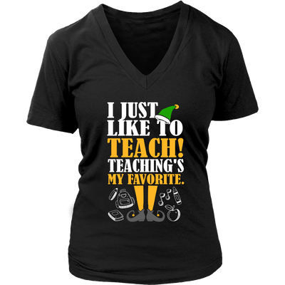 I Just Like To Teach! Teaching's My Favorite - Awesome Librarians - 10