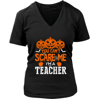You Can't Scare Me I'm A Teacher - Awesome Librarians - 11