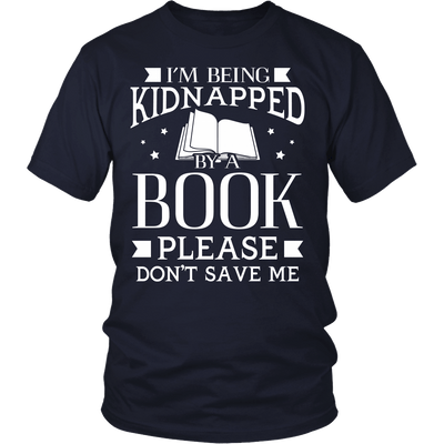I'm Being Kidnapped By A Book Please Don't Save Me - Awesome Librarians - 3