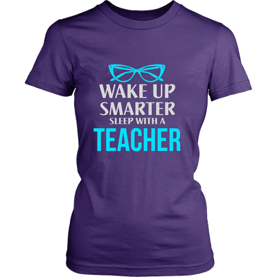 Wake Up Smarter Sleep With A Teacher - Awesome Librarians - 8