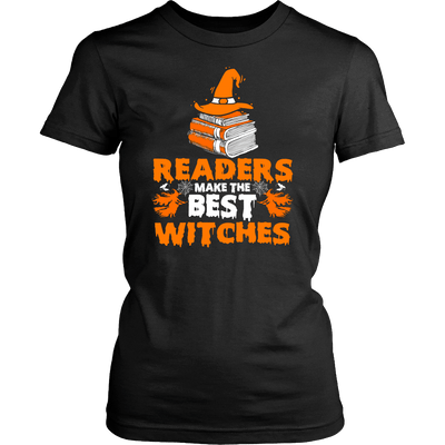 Readers Make The Best Witches - Awesome Librarians - 1