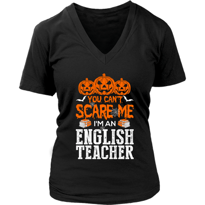 You Can't Scare Me I'm An English Teacher - Awesome Librarians - 11