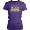 Of Course I'm Awesome I'm A Librarian Shirt