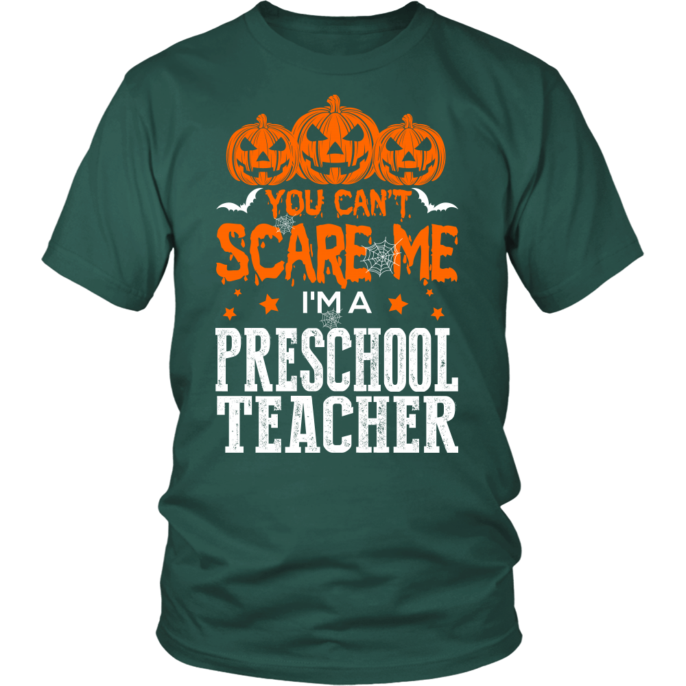 You Can't Scare Me I'm A Preschool Teacher - Awesome Librarians