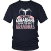 Retired Librarians Make The Best Grandmas - Awesome Librarians - 3