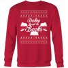 Readers Dashing Through The Books Christmas Sweater - Awesome Librarians - 6
