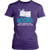 Books Life's Apology For Every Crappy Day Ever Shirt - Awesome Librarians - 6