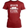 All I Care About Is Reading... And Like Maybe 10 People Shirt - Awesome Librarians