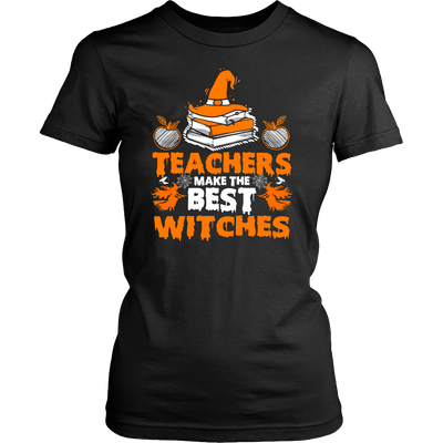 Teachers Make The Best Witches - Awesome Librarians - 1