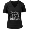 Reading Is Dreaming With Open Eyes Shirt - Awesome Librarians - 9