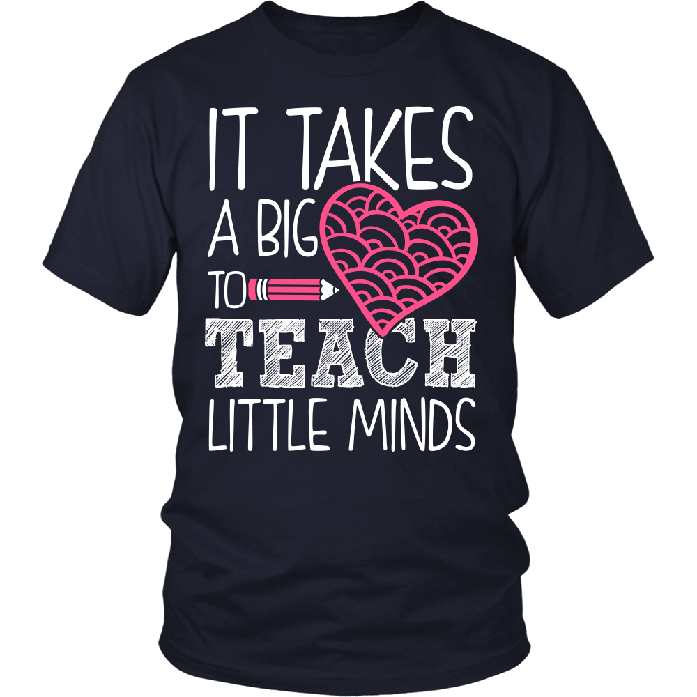 It Takes A Big Heart To Teach Little Minds - Awesome Librarians
