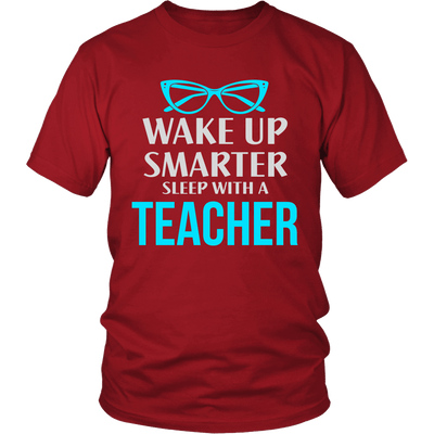Wake Up Smarter Sleep With A Teacher - Awesome Librarians - 3