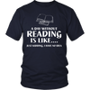A Day Without Reading Is Like... Just Kidding I Have No Idea - Awesome Librarians - 5