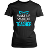 Wake Up Smarter Sleep With A Teacher - Awesome Librarians - 1